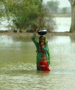 pakistan aiti ja lapsi